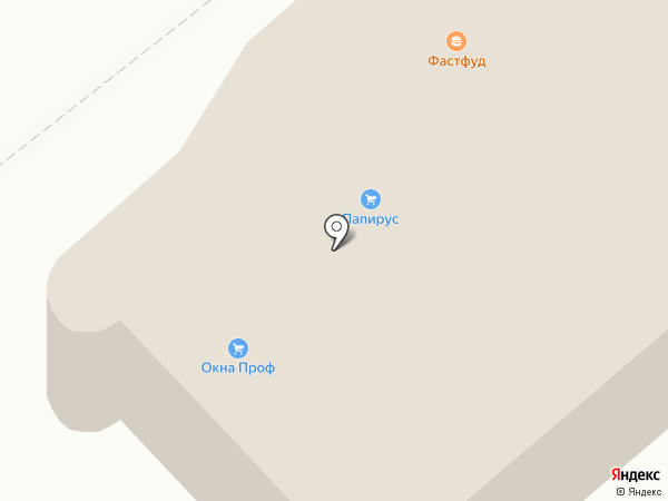 Профессионал-тур на карте Макеевки