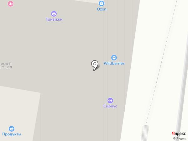 PlitCity на карте Балашихи