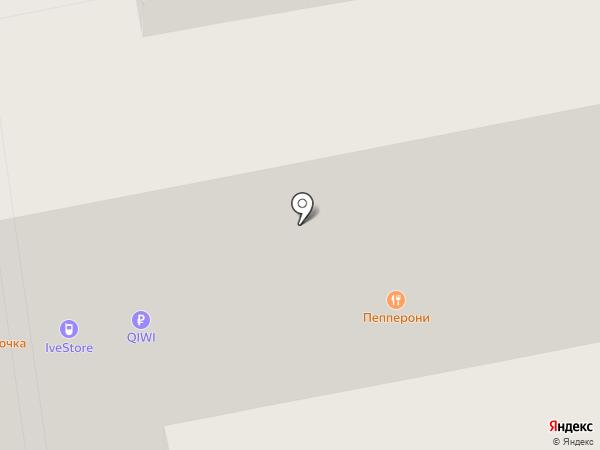 Первый на карте Балашихи