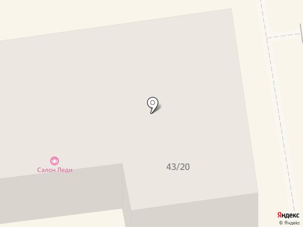 Мобилочка на карте Макеевки