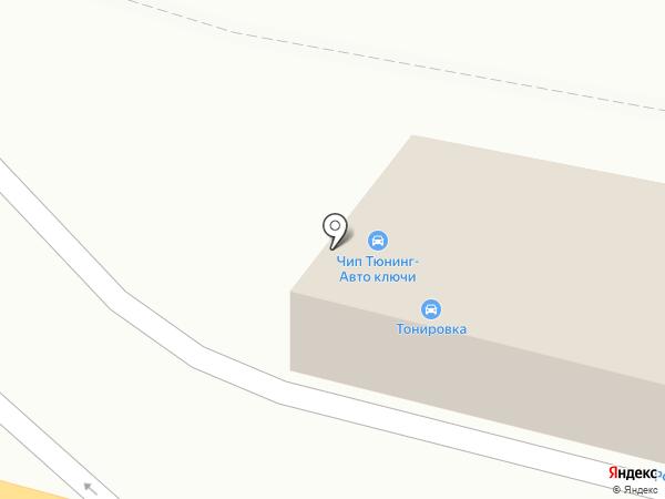 ТОМИНВЕСТ на карте Томилино
