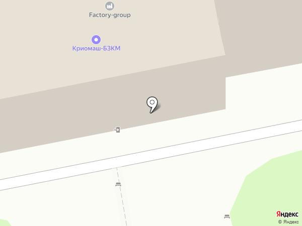 КриоГаз на карте Балашихи