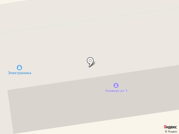 Парикмахерская на карте Макеевки
