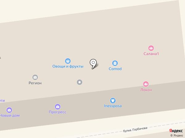 Faberlic на карте Макеевки