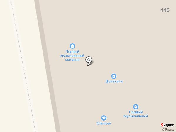 Classic на карте Макеевки