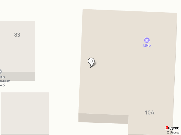 Макеевский городской центр социальных служб для семьи на карте Макеевки