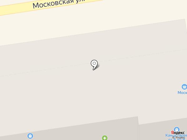 Аптека №8 на карте Макеевки