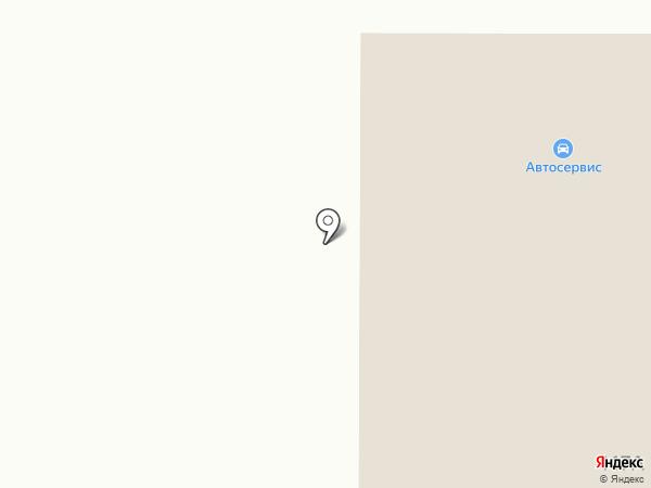 Автомойка на проспекте Ленина на карте Макеевки