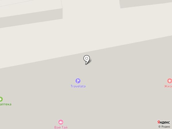Топаз-Резерв, ЗАО на карте Балашихи