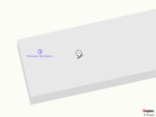 Тибас на карте Макеевки