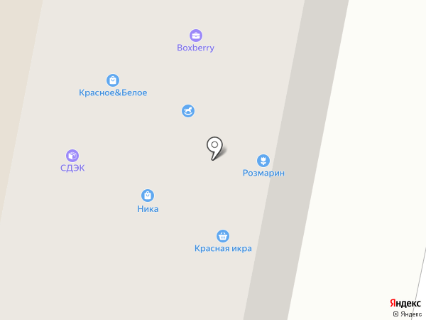 Евросеть на карте Ивантеевки