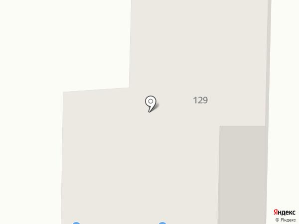 Магазин автотоваров на карте Макеевки