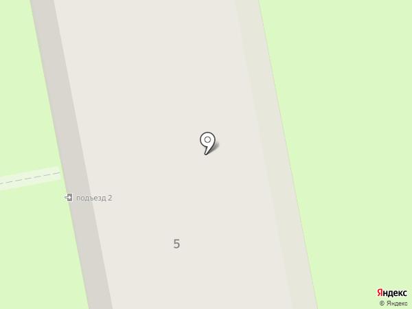 Айболит на карте Балашихи
