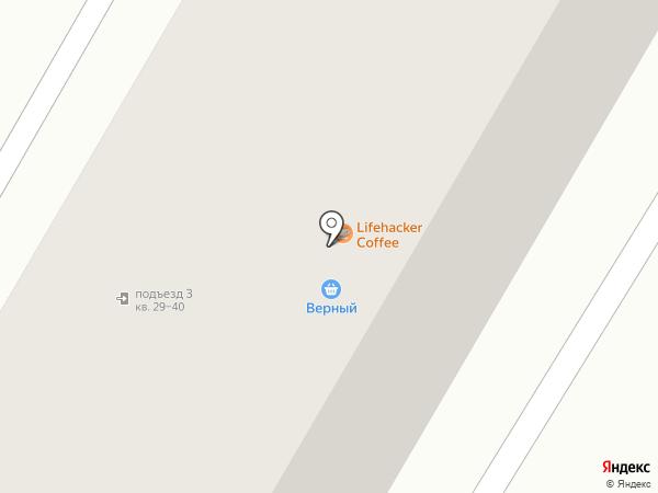 Щелково-Фетр на карте Щёлково