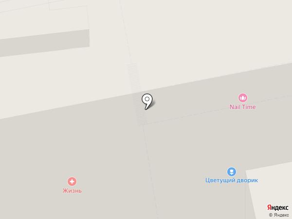 Люкс Инжинеринг Групп на карте Балашихи