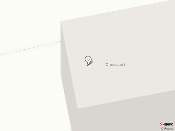 Южный на карте Балашихи