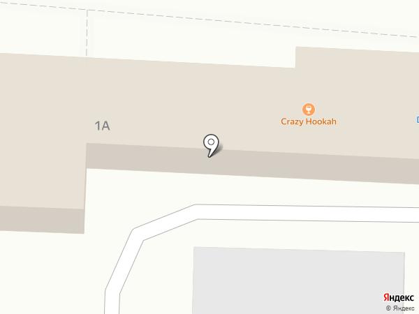 Бильярдный зал на карте Балашихи