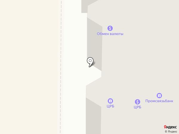 Самба на карте Макеевки