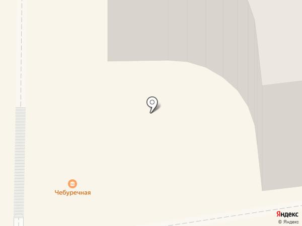 Бицуха на карте Макеевки