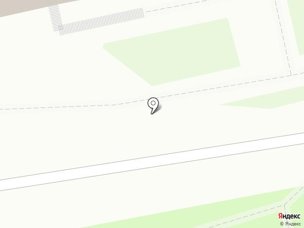 Автомойка на карте Балашихи