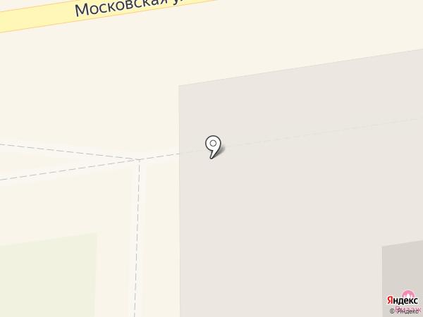 Волна на карте Макеевки