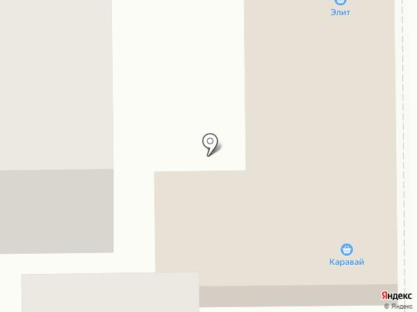 Элит на карте Макеевки