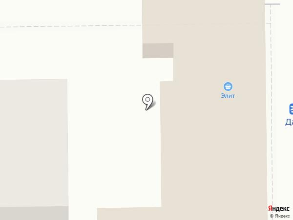 Каравай на карте Макеевки