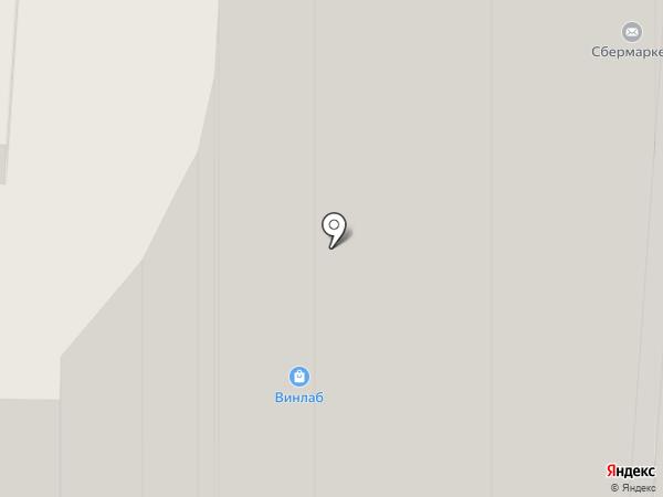Леоновский Парк на карте Железнодорожного