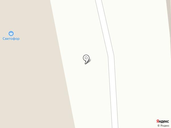 Я любимый на карте Томилино