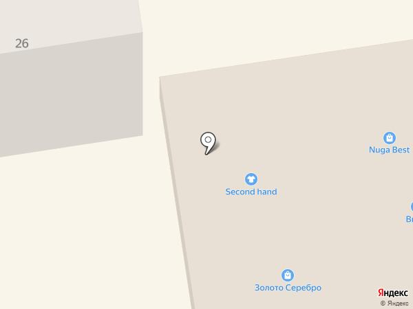 Многопрофильный магазин на карте Макеевки