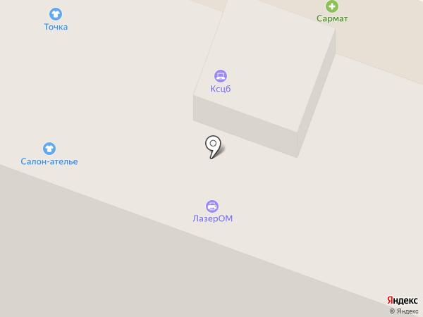 Магазин оптики на карте Балашихи