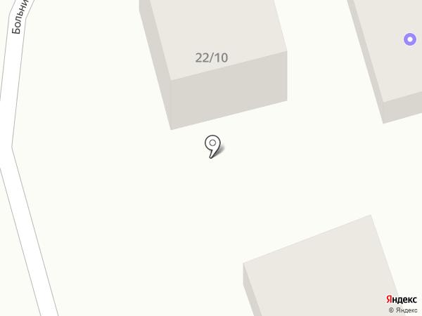 iBox на карте Макеевки