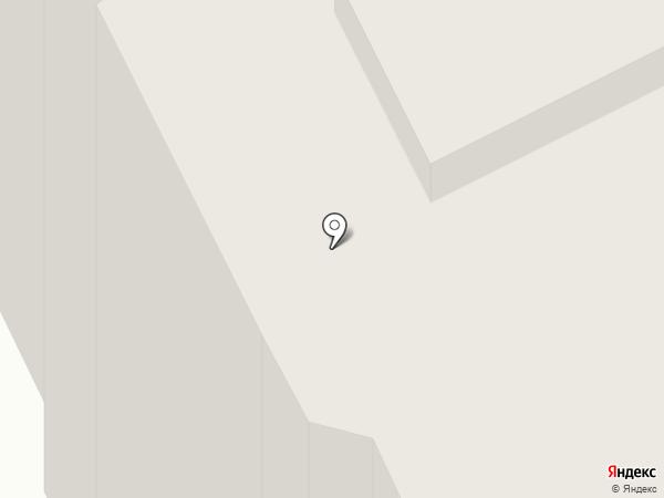 Сильвер на карте Балашихи