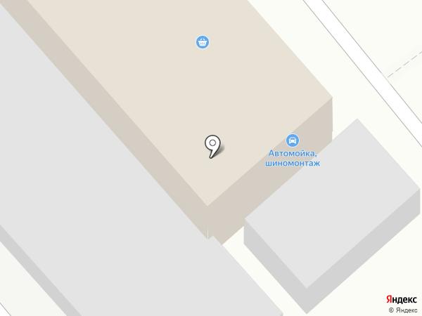 Шиномонтажная мастерская на ул. Ленина на карте Октябрьского