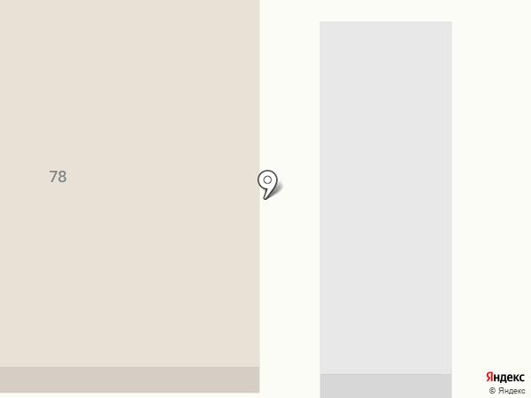 Менделеевский на карте Макеевки