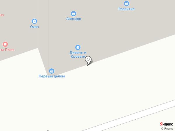 Kponline на карте Октябрьского