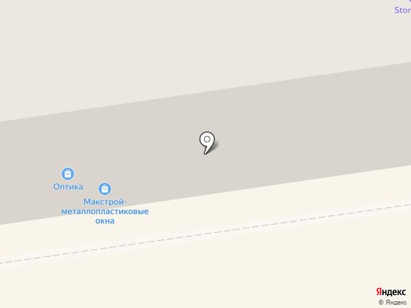 Олинна, учебный центр на карте Макеевки