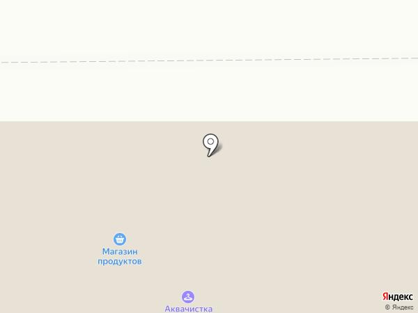 Пух-перо на карте Макеевки