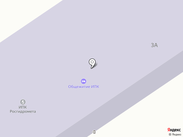 Институт повышения квалификации руководящих работников и специалистов на карте Железнодорожного