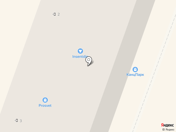 Эрос на карте Балашихи