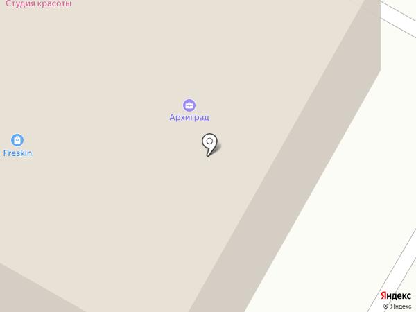 ВОЗРОЖДЕНИЕ на карте Щёлково