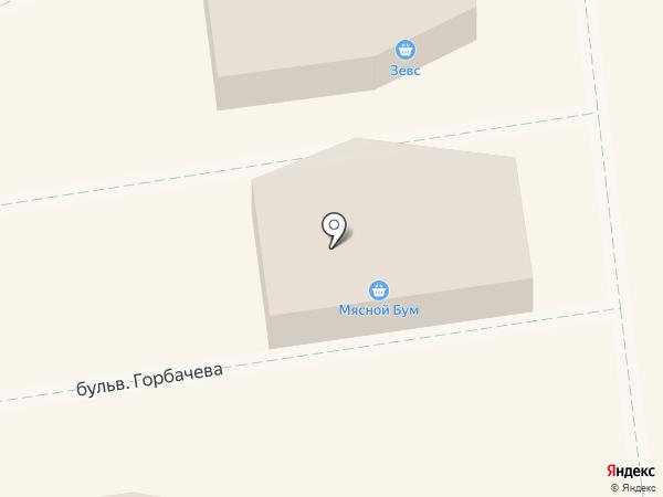 Мебельный магазин на карте Макеевки