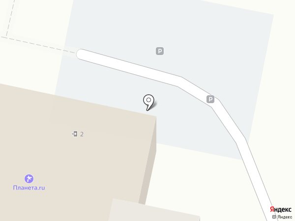 UISoft на карте Балашихи