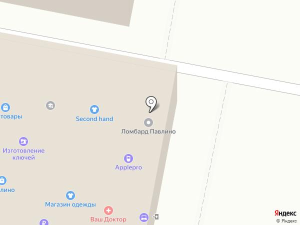 Ювелирный магазин на карте Балашихи