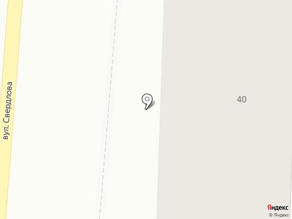 Second Hand на карте Макеевки