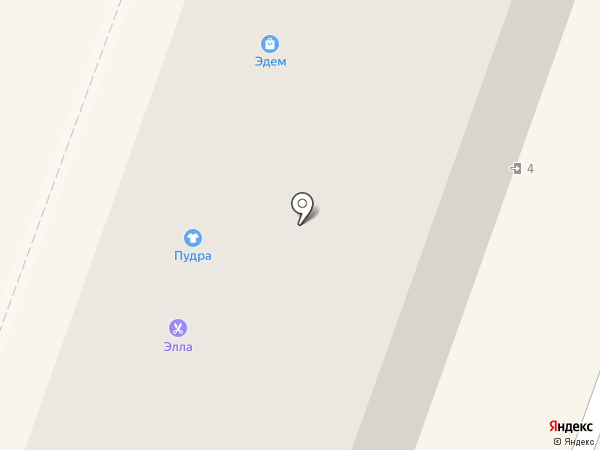Рюкзачок на карте Балашихи