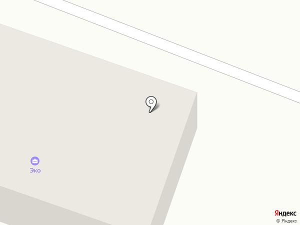 Фирма Эко на карте Томилино