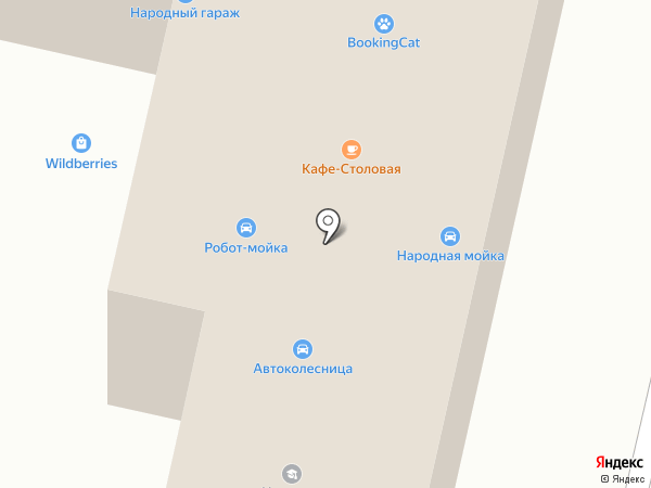 Мобири на карте Балашихи