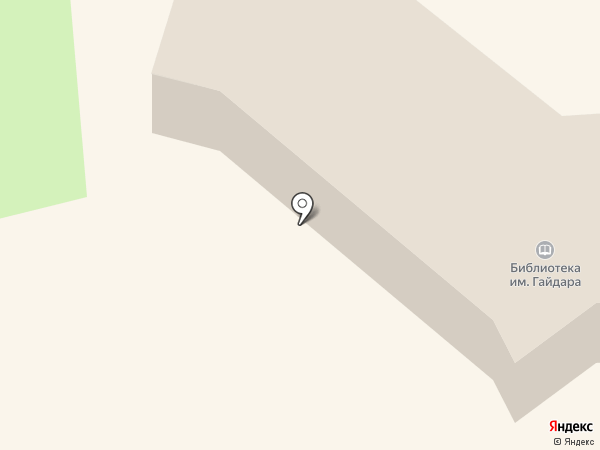 Отдел по делам семьи и молодежи, Макеевский городской совет на карте Макеевки