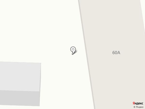 Титан на карте Макеевки